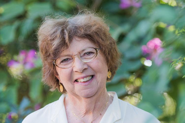 Ellen Carol DuBois headshot